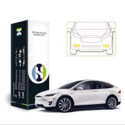 테슬라 모델 X 자동차용품 PPF 필름 안개등 세트