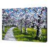 [명화그리기]3040 에이번리 마을의 봄-기쁨의 하얀길 20색