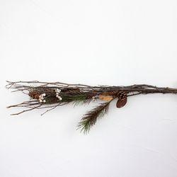 이너스 조화 나뭇가지 브런치 2종