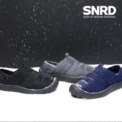 [SNRD] 패딩슈즈 패딩슬립온 패딩운동화 겨울신발 SN565