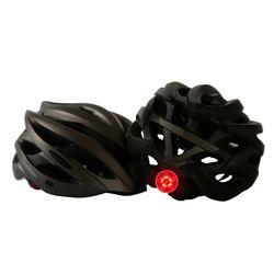 톰디어 초경량 자전거 헬멧 후미등 라이트