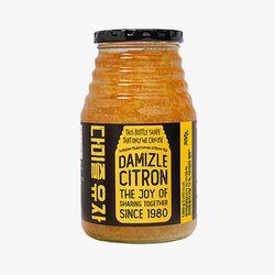다미즐 봉밀 유자차  1kg