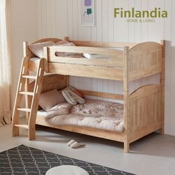핀란디아 오로라 2층침대-일반형