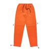 TRIANGLE FLEECE JOGGER PANTS ORANGE