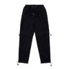 TRIANGLE FLEECE JOGGER PANTS BLACK