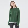 MACAROON WOOL KNIT GREEN