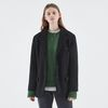 WINTER WOOL JACKET BLACK