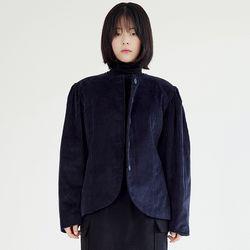 puff detail corduroy jacket (3olors)