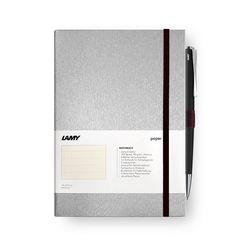 LAMY 라미 하드커버 노트북 A5 & 265 Studio유성펜 Set