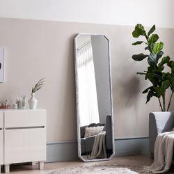 라샘 팔각 마블 스탠드 전신거울 벽걸이전신거울 500x1660