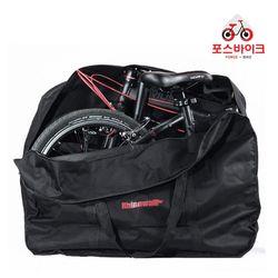 휴대용 미니벨로 보관가방 16인치 자전거가방
