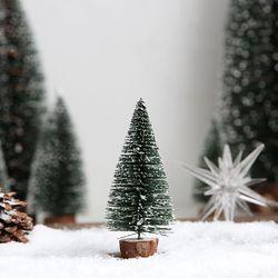 LED 미니 크리스마스트리 10cm