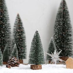 LED 미니 크리스마스트리 15cm