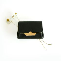 Pastry Wallet - Black