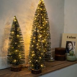 LED 미니 크리스마스트리 40cm