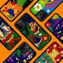 Embroidery Case 아이폰 자수케이스 시즌3