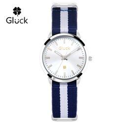패션 시계 GL610S-WH-D 나토 밴드