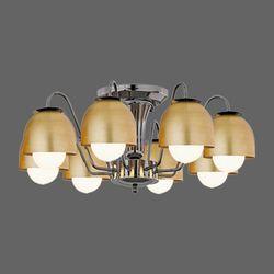 엔젤 가지 8등 직부 황금브론즈&로즈골드 거실등 인테리어조명