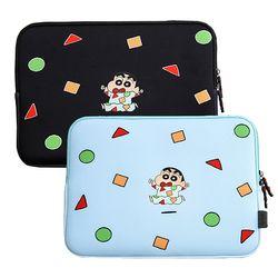 짱구 파자마 패턴 노트북 파우치(v) 13인치 15인치