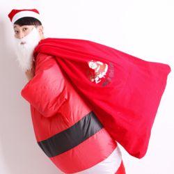 산타 선물자루-특대