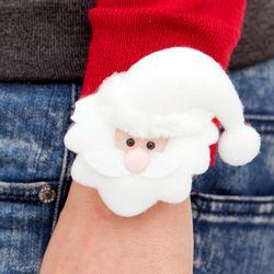 크리스마스 팔찌 산타