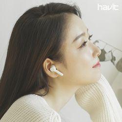 [사은품 증정] 하빗 i92 블루투스 5.0 완전 무선 이어폰
