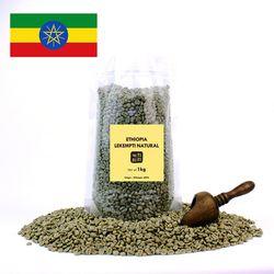 의리커피 생두 에티오피아 레겜티 1kg 1박스 15개