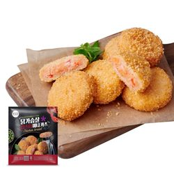 [무료배송] 닭가슴살 카츠 심쿵닭세트 (총 6팩)