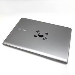 [VENHO] 2-3 태극 스티커 Laptop 일반형