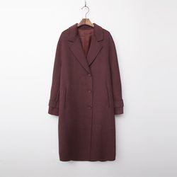 Albany Wool Coat - 핸드메이드