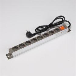 알루미늄멀티코드 고용량 스위치멀티탭 8구 1.5M 16A