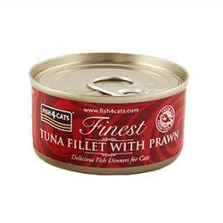 피쉬포캣 캔 70g 참치 새우 10개 1박스 고양이간식고양이참치