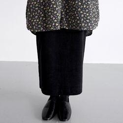 corduroy formal skirts (2colors)