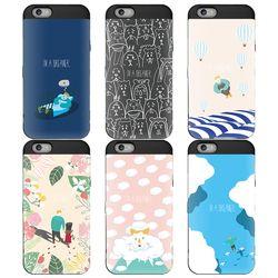 SKINU 그래픽 카드수납 아이폰11(젠더포함)-아임드리머
