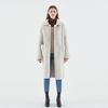 ECO FUR MUSTANG COAT IVORY