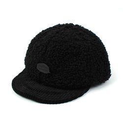 Fleece BKMT Black Bike Cap 플리스바이크캡