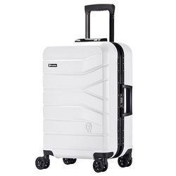 프레지던트 PJ8173 28인치 화이트 캐리어 여행가방