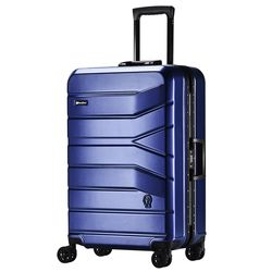 프레지던트 PJ8173 28인치 블루 캐리어 여행가방