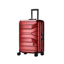 프레지던트 PJ8173 20인치 레드 캐리어 여행가방
