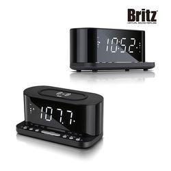 BZ-Q110 CR  시계알람 라디오 무선 충전기