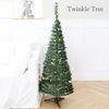 3초 완성 트윙클 트리 - 그린 120cm 크리스마스 트리 무장식트리