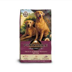 피너클 송어 고구마 강아지 사료 10.89kg 강아지사료애견사료