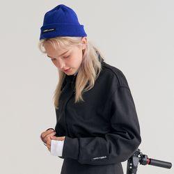 [예약판매 12/16순차배송] (CTB4) 헤링본 슬리브 포켓 셔츠 블랙