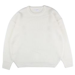 NELL OVERFIT KNIT (IVORY)