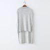 Angora Wool Unbal Vest