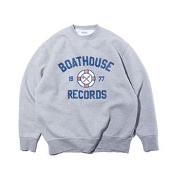 Boathouse Records SWEAT (college grey)