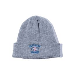 Boathouse Records WATCH CAP (college grey)