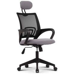 709 BLACK FRAME HEAD 사무실 학생 책상 의자