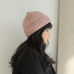 아동 유아 스노우 니트 비니 겨울 방한 모자