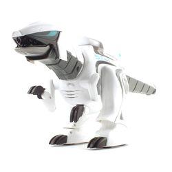 적외선 하이테크 다이노소어 카를로 공룡 로봇 (SXT311506WH)